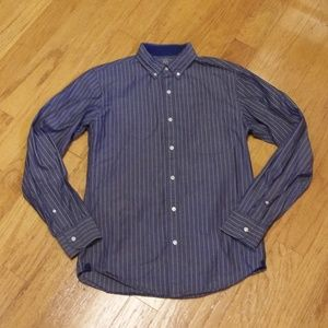 J.Crew Indigo men's size small long sleeve shirt